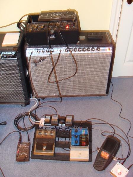 A History Of John's Guitar Set Ups - John Martyn